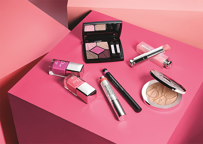 big sale ec1f0 94a97 NEW LOOK SPRING 2018 DIOR MAKE UP EVENT | 阪急うめだ本店 ...