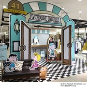 Bon Voyage! PEANUTS