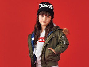 「X‐girl Stages」「XLARGE KIDS」期間限定ショップ