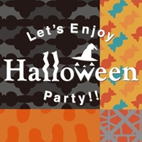 Let's Enjoy Halloween Party!!