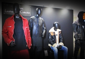 Men's Creators Leather Outer Collection