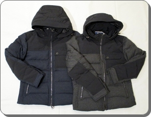 Down jacket - NICOLE CLUB FOR MEN Progress -