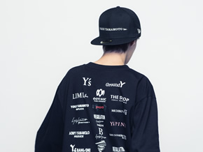 Yohji Yamamoto Inc.×New Era® New Era100th Anniversary