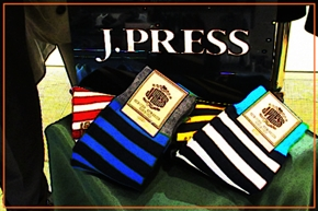 New arrivals -J. PRESS-