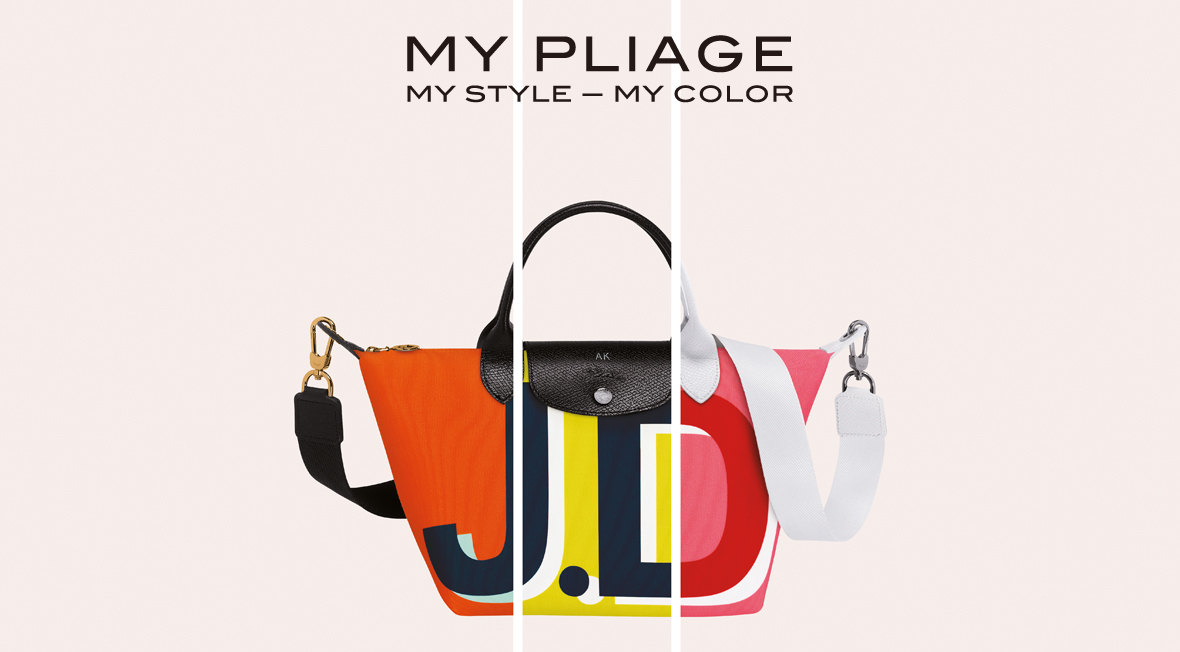<LONGCHAMP> MY PLIAGE® CUSTOMIZATION EVENT