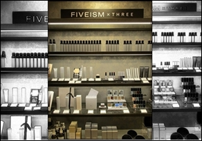 ≪FIVEISM × THREE≫