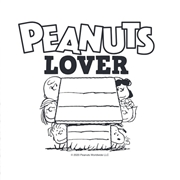 PEANUTS LOVER'S HOUSE