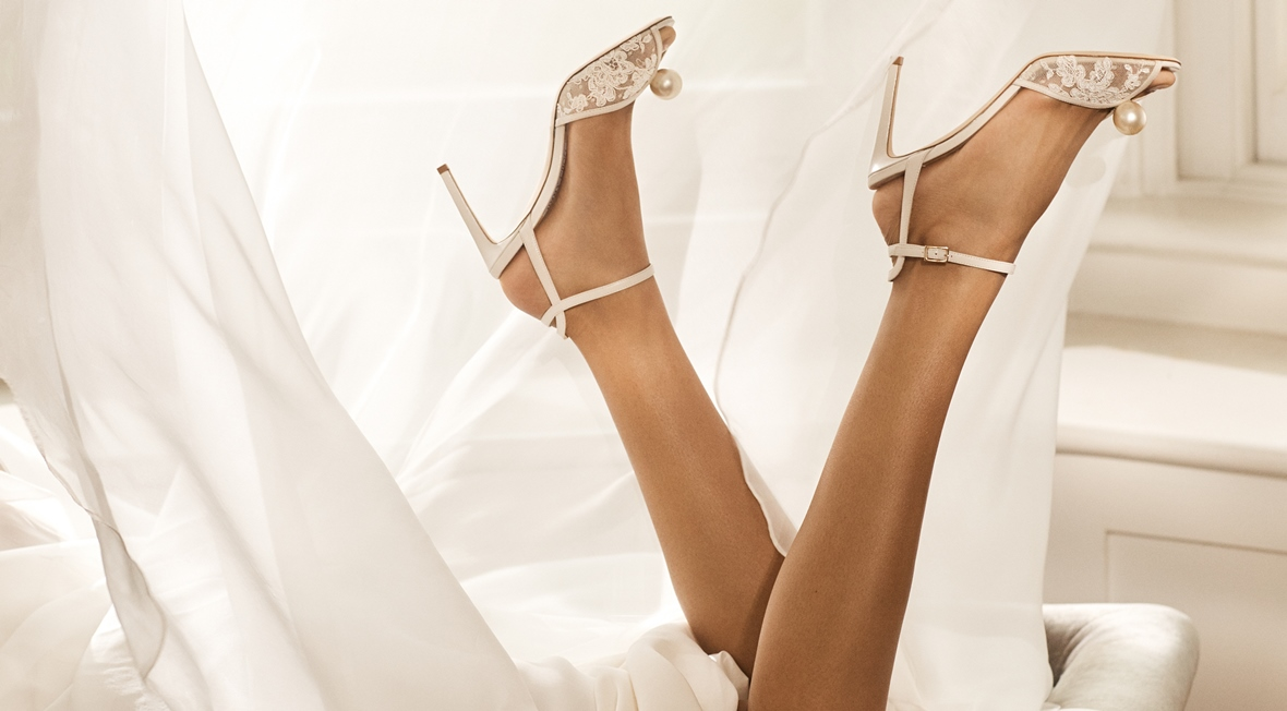 晴れの日を彩る<JIMMY CHOO>BRIDAL SHOES COLLECTION
