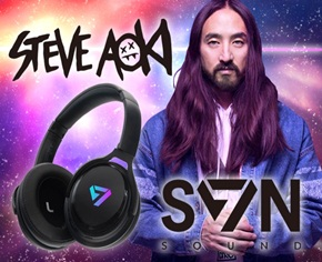 SVN sound × STEVE AOKI POP UP イベント