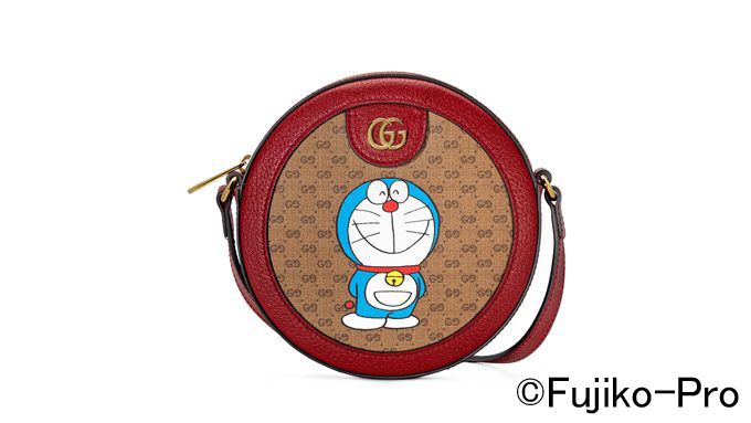 DORAEMON × GUCCI