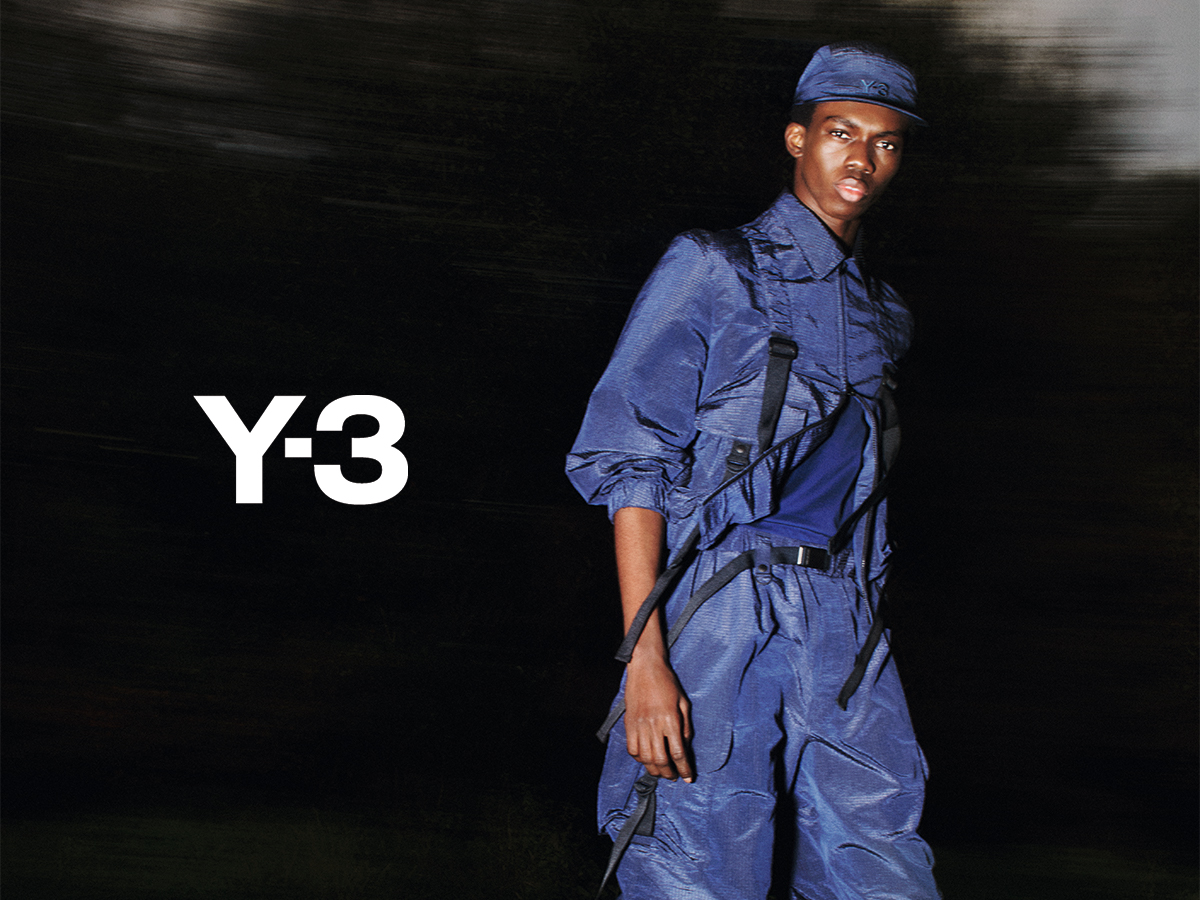 Y-3 SPRING SUMMER 2021 CHAPTER2
