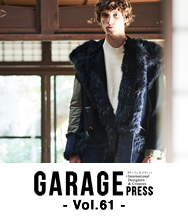 GARAGE PRESS vol.61